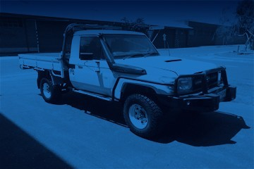 Buy Now - 2011 Toyota Landcruiser Workmate Ute