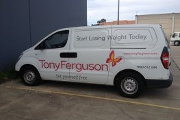 Tony Ferguson Licencing Pty Limited (Administrator Appointed)
